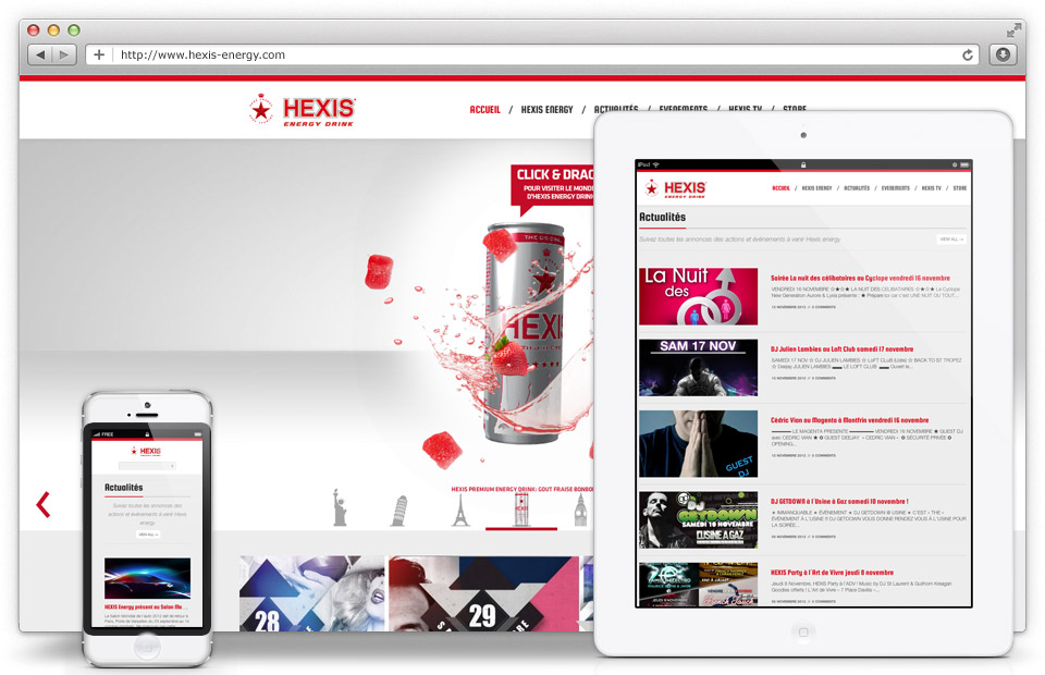 Hexis energy responsive Technolabs